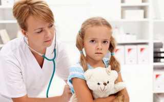 Цистит у девочки 4 года: чем и как лечить?