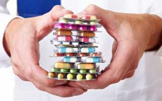 Лекарство от цистита у мужчин