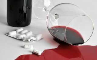 Совместимы ли «Нолицин» и алкоголь?