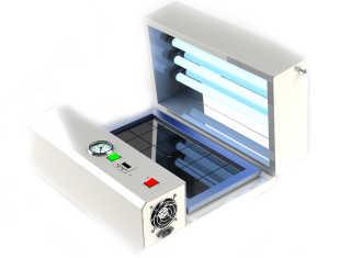 Оборудование для производства печатей — Экспонирующая камера