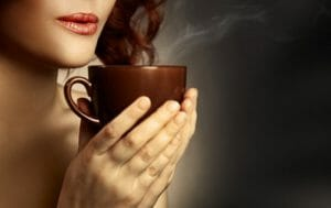 Кофе не рекомендуется