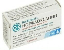 норфлоксацин 1