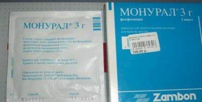Монурал при беременности — инструкция по применению