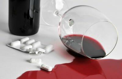 Нолицин с алкоголем