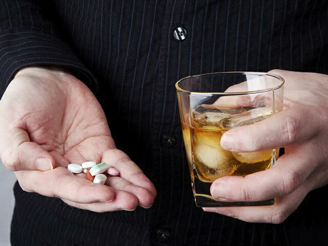 Канефрон и алкоголь